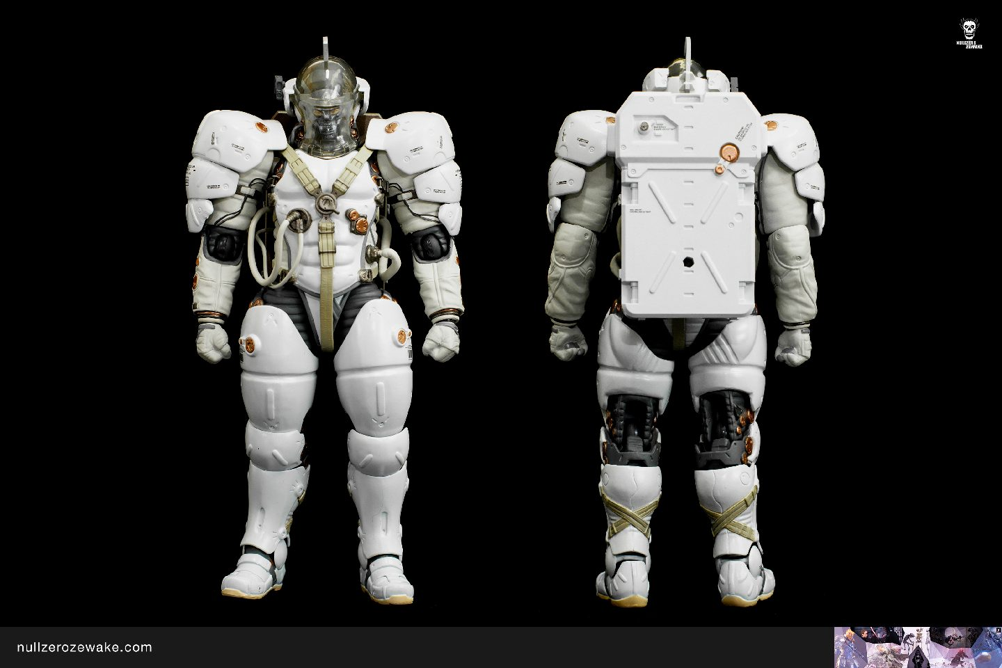 review figma Ludens Kojima Productions EX-044 details