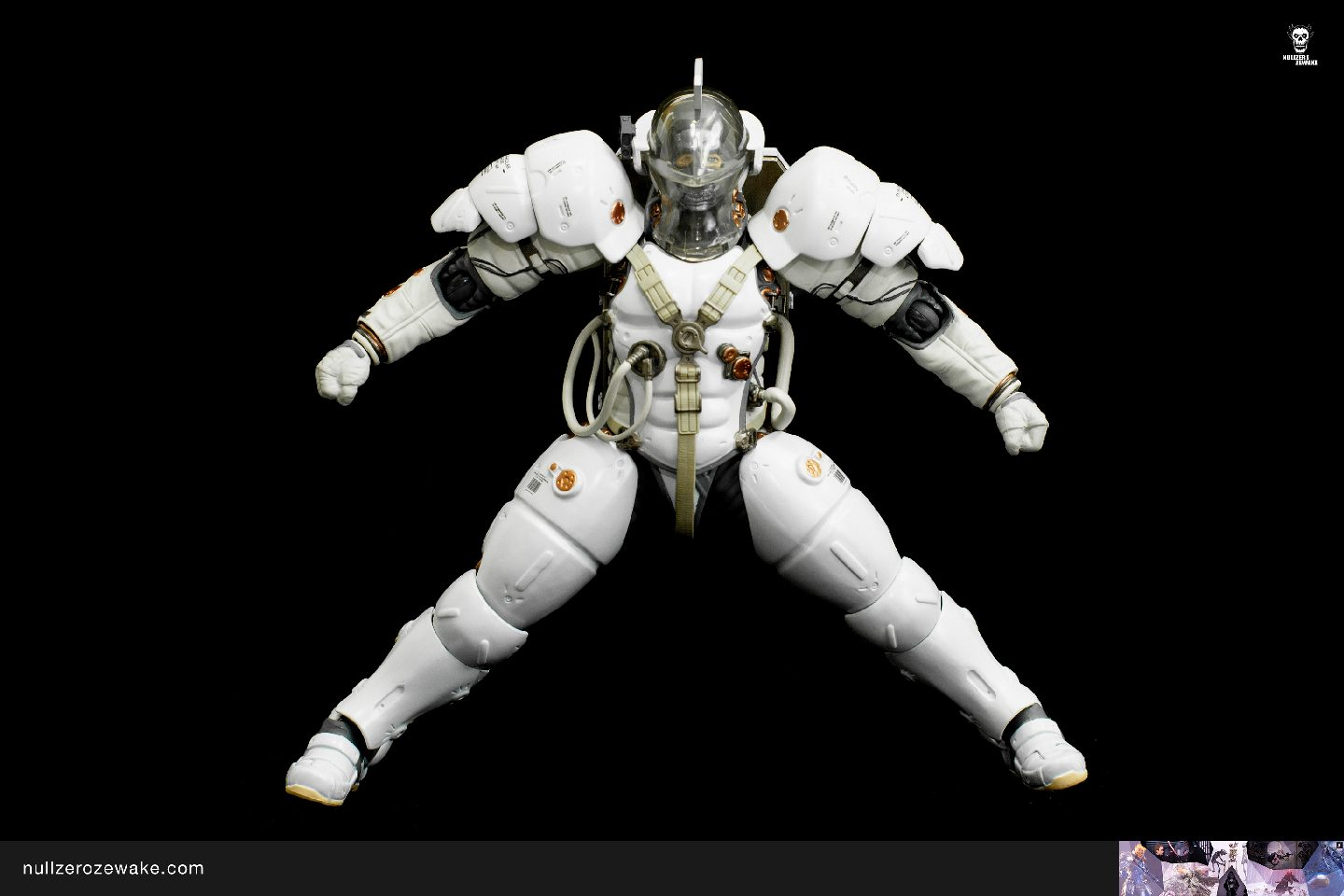 review figma Ludens Kojima Productions EX-044 articulations