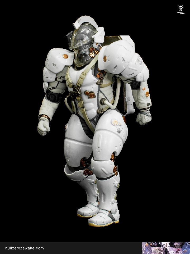 review figma Ludens Kojima Productions EX-044 actions
