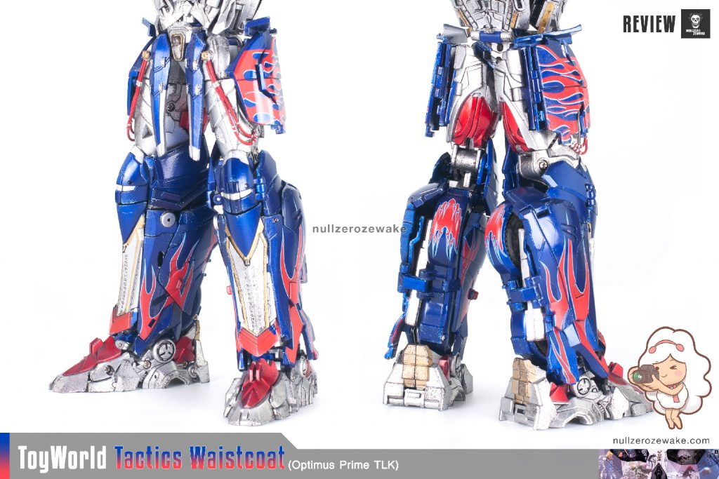 ToyWorld OptimusPrime Tactics Waistcoat TW-F01 review image 12