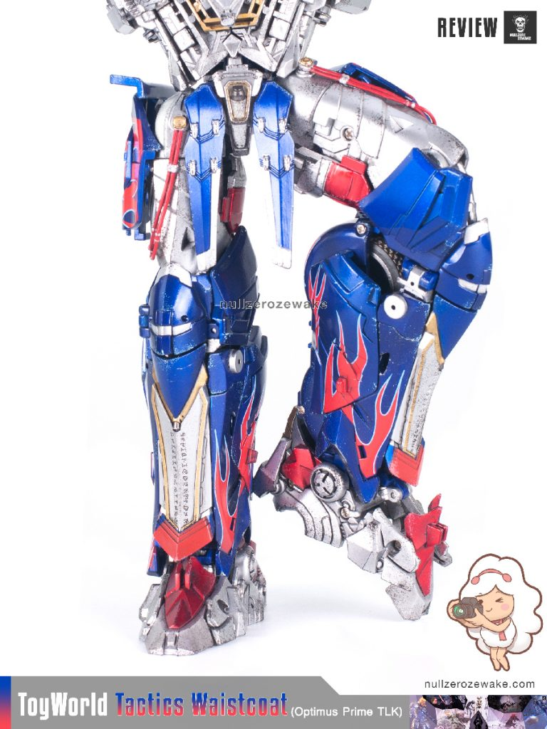 ToyWorld OptimusPrime Tactics Waistcoat TW-F01 review image 13