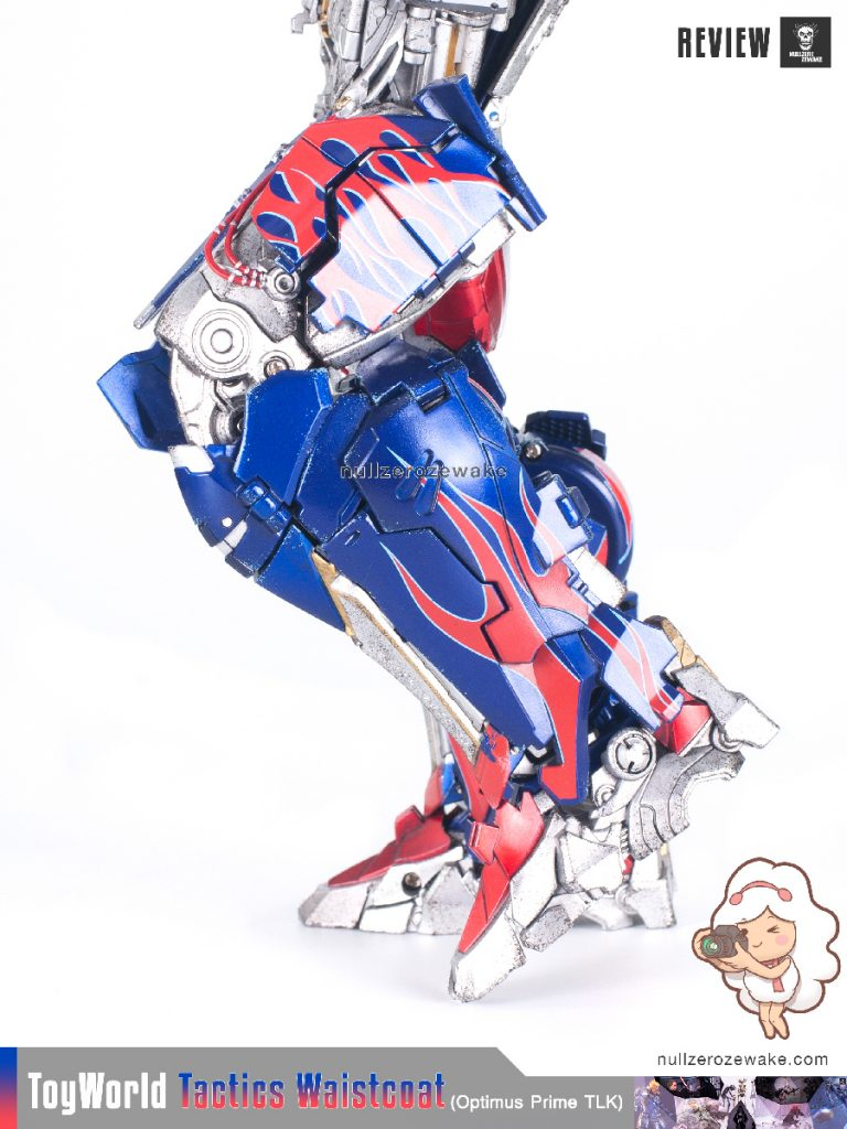 ToyWorld OptimusPrime Tactics Waistcoat TW-F01 review image 14