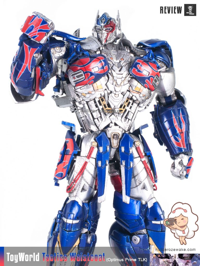 ToyWorld OptimusPrime Tactics Waistcoat TW-F01 review image 22