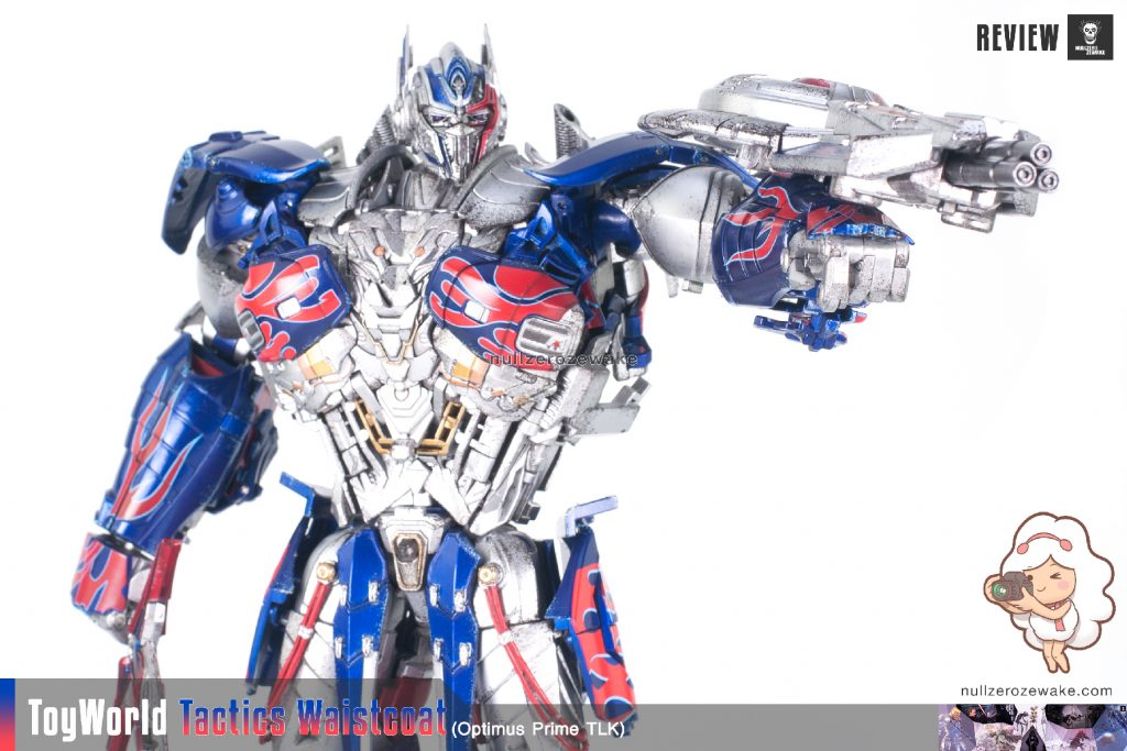 ToyWorld OptimusPrime Tactics Waistcoat TW-F01 review image 31