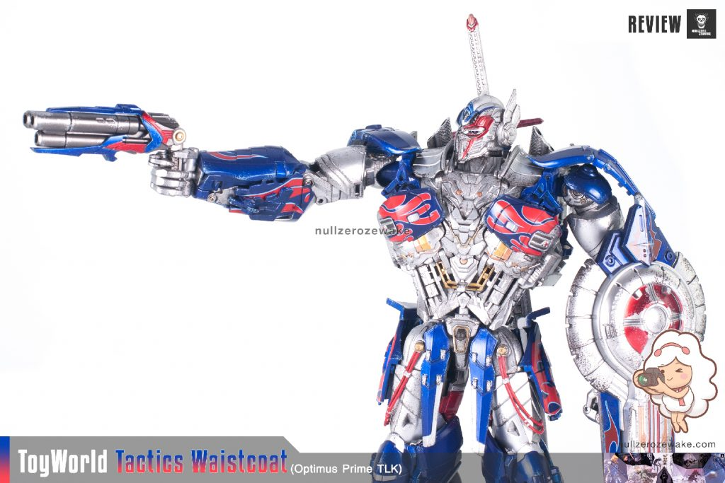 ToyWorld OptimusPrime Tactics Waistcoat TW-F01 review image 33