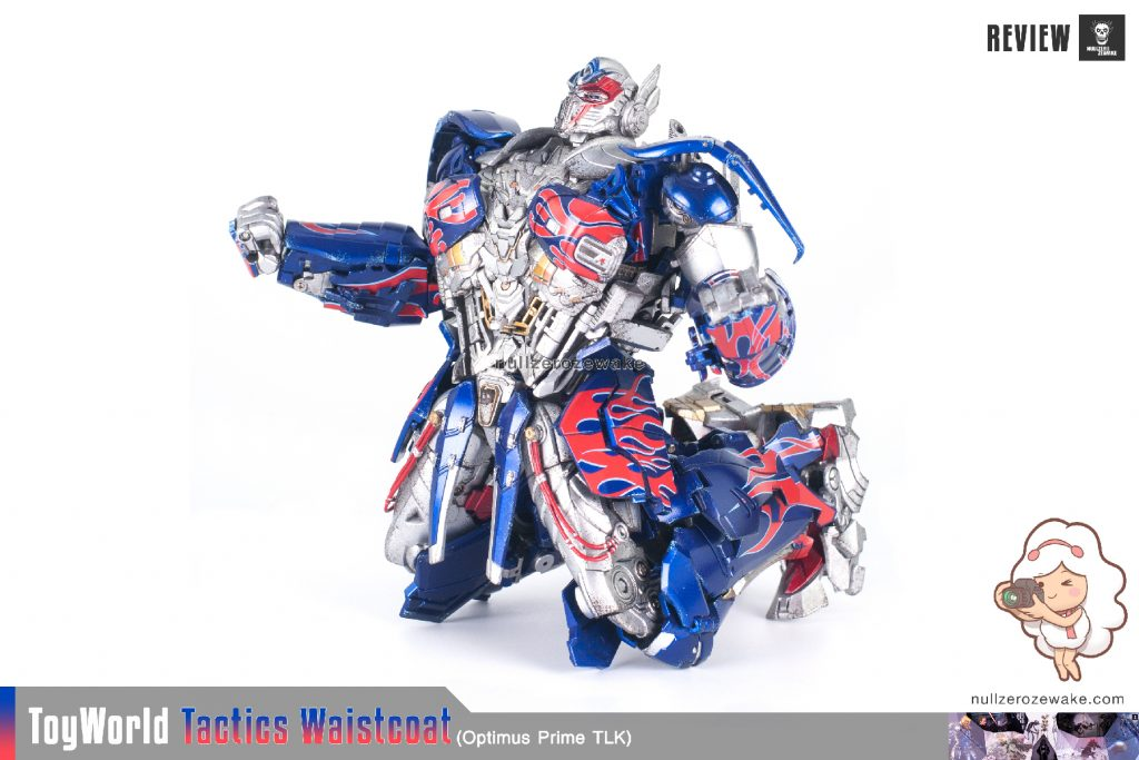ToyWorld OptimusPrime Tactics Waistcoat TW-F01 review image 38
