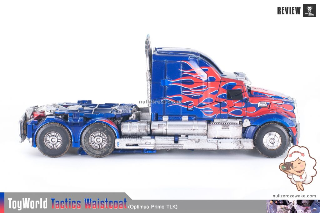 ToyWorld OptimusPrime Tactics Waistcoat TW-F01 review image 41