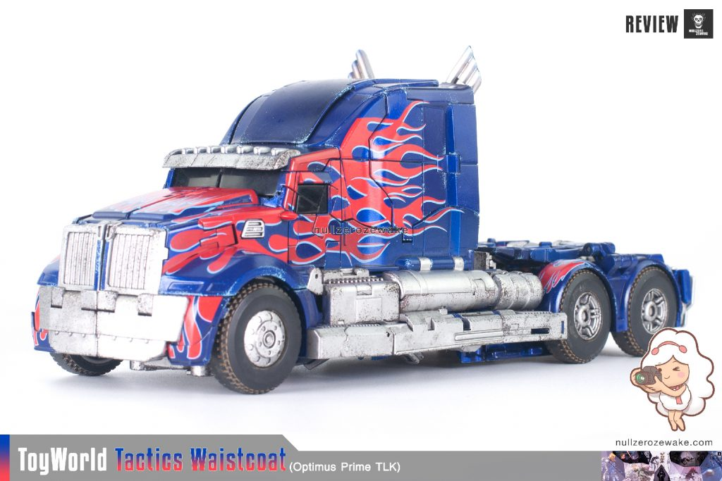 ToyWorld OptimusPrime Tactics Waistcoat TW-F01 review image 42