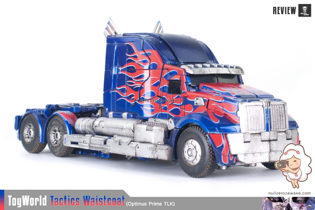 ToyWorld OptimusPrime Tactics Waistcoat TW-F01 review image 43