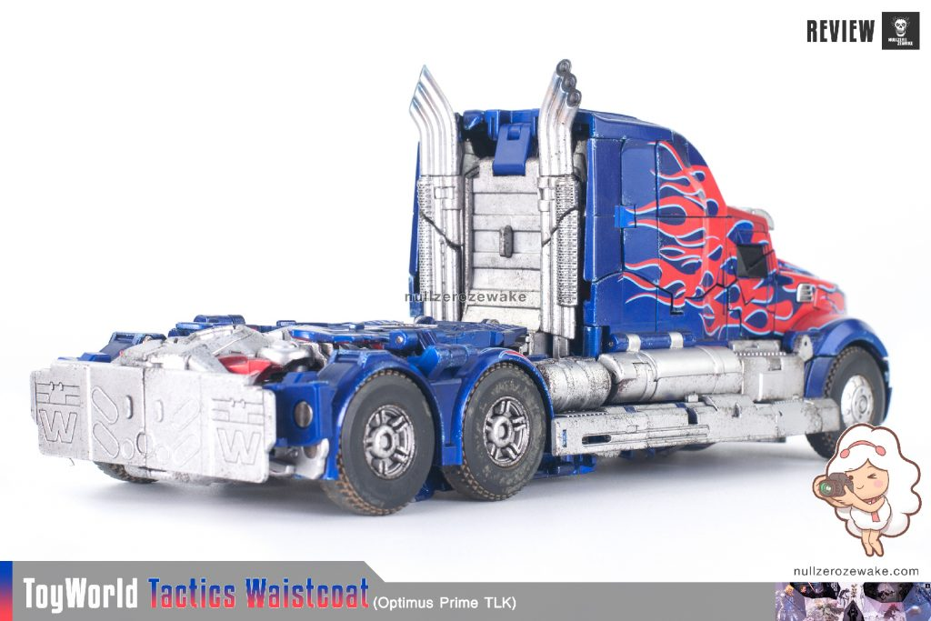ToyWorld OptimusPrime Tactics Waistcoat TW-F01 review image 44
