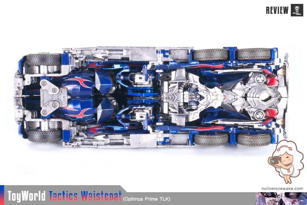 ToyWorld OptimusPrime Tactics Waistcoat TW-F01 review image 46
