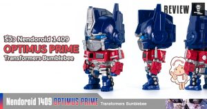 Review Nendoroid 1409 Optimus Prime